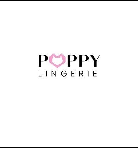 poppy logo Dámske nohavičky LAURA - 01